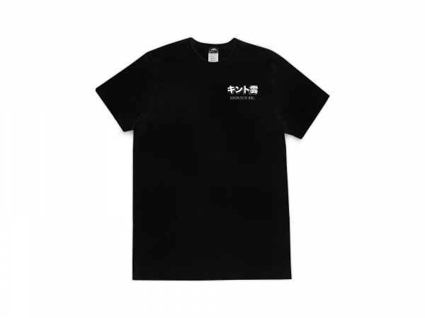 DEPARTMENT OF DEF JAMS LOGO T-SHIRT BLACK FRONT